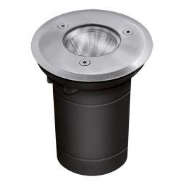 MegaLightLED Bodeneinbaustrahler Set, rund inkl. LED Leuchtmittel 5W IP67