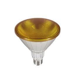 Segula gelbe LED Reflektor PAR 38 Bright Line 18W (120W) E27 40° NODIM