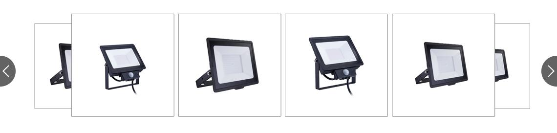 LED Fluter mit Sensor