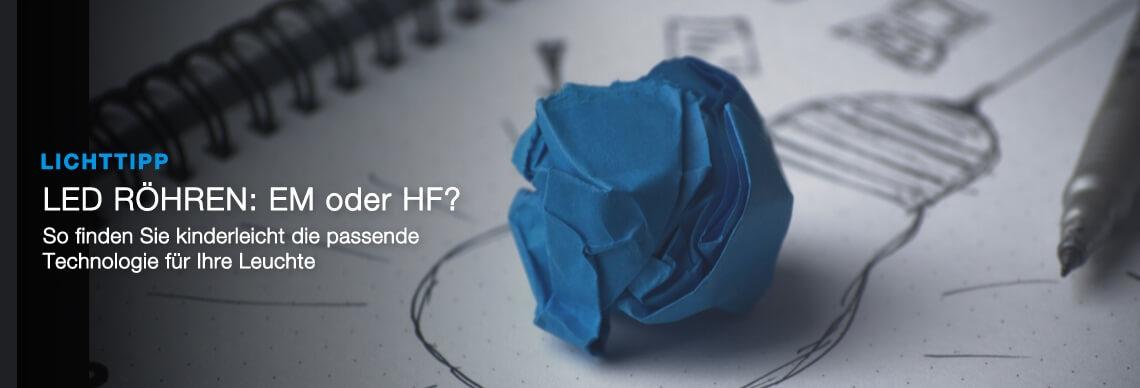 Header - EM oder HF