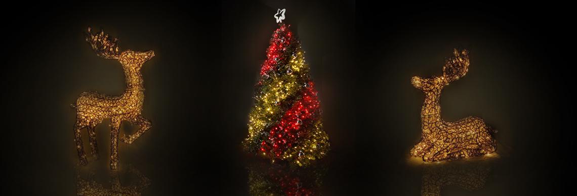 Smartes Licht fürs Weihnachtsfest