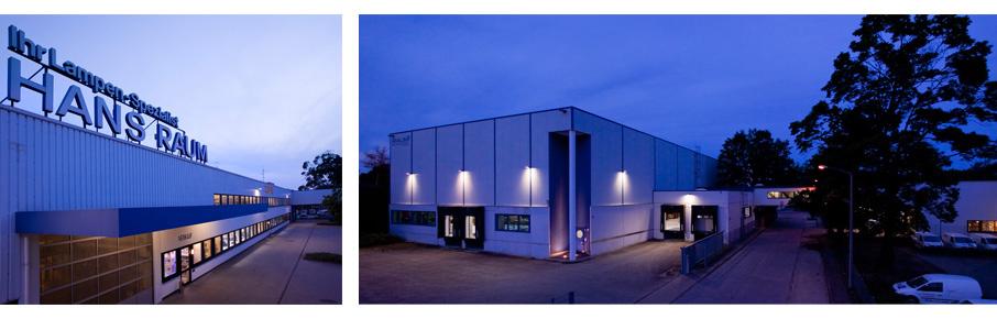 Hans Raum Firmengebäude