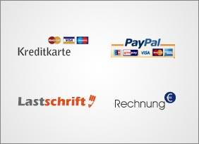Versand & Zahlung